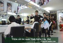 Tiệm cắt tóc nam Ninh Kiều Cần Thơ