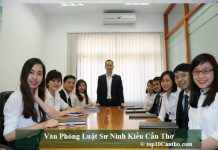 Văn phòng luật sư Ninh Kiều Cần Thơ